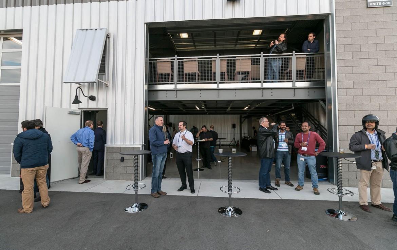 M1 Concourse Race Track Metro Detroit Venues